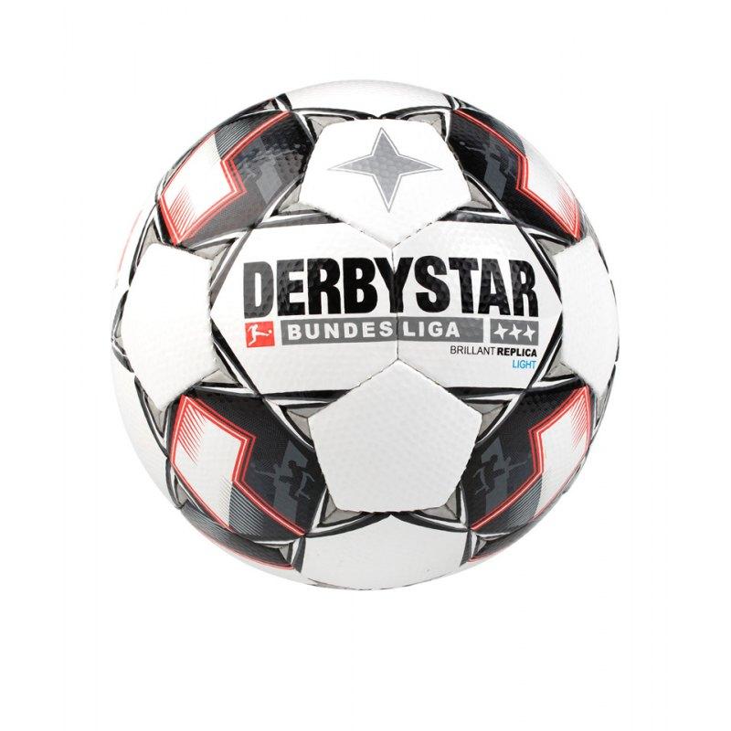 Derbystar Bundesliga Brillant Light 350g F123 - weiss