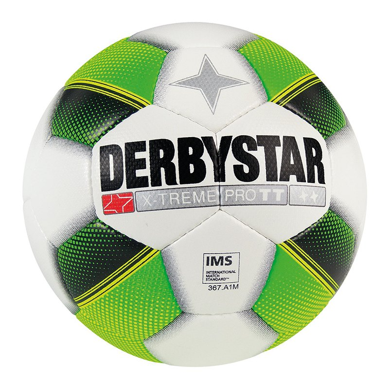 Derbystar X-Treme Pro TT Weiss Grün F145 - weiss