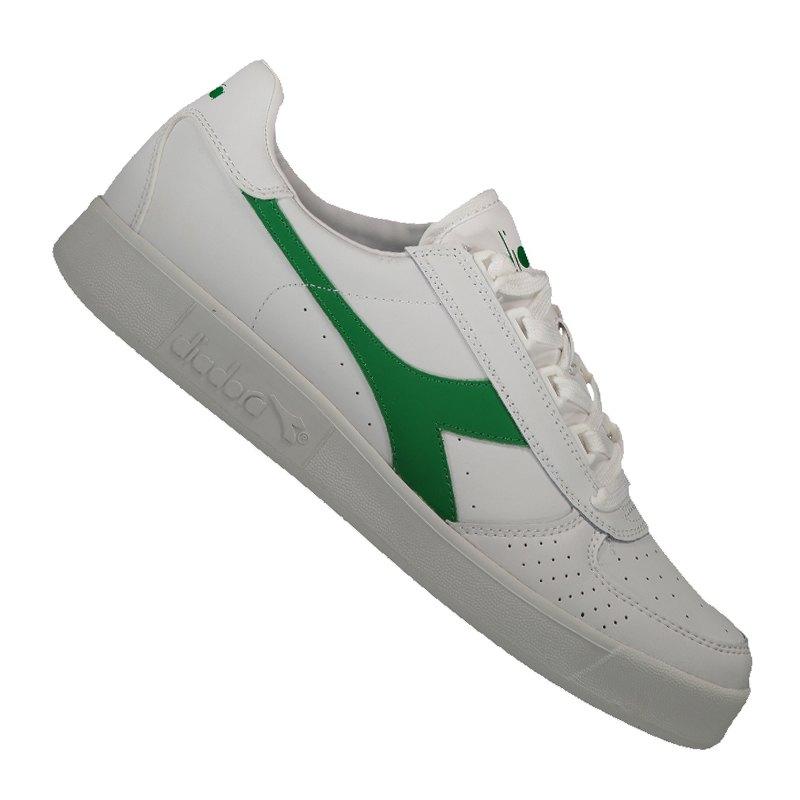 Diadora B.Elite Sneaker Weiss F7373 - Weiss