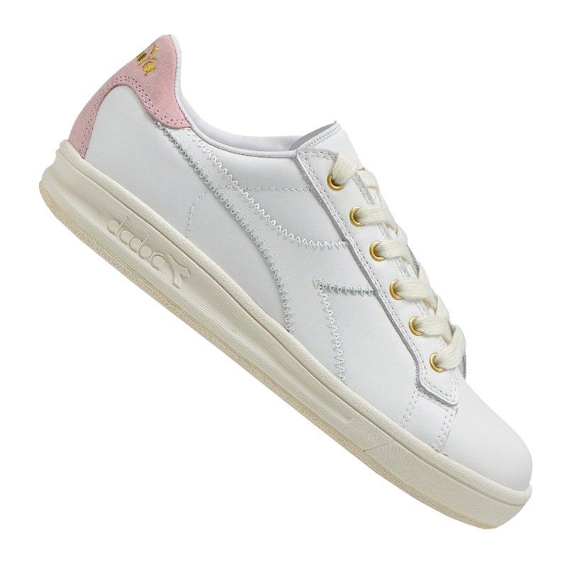 Diadora Martin Sneaker Damen Weiss C8007 - weiss