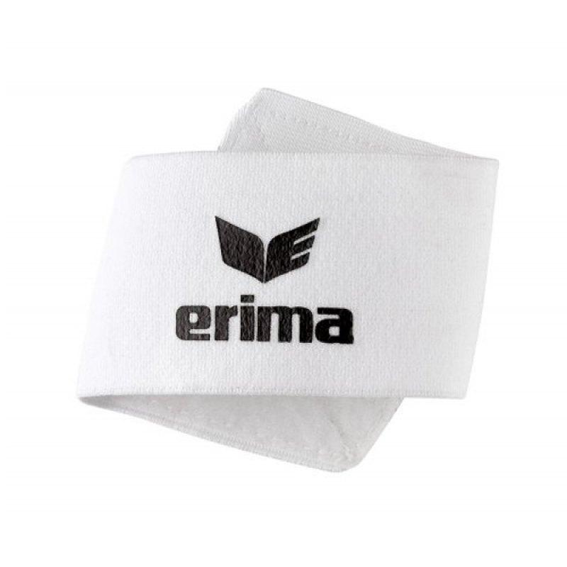 Erima Guard Stays Schienbeinschonerhalter Weiss - weiss