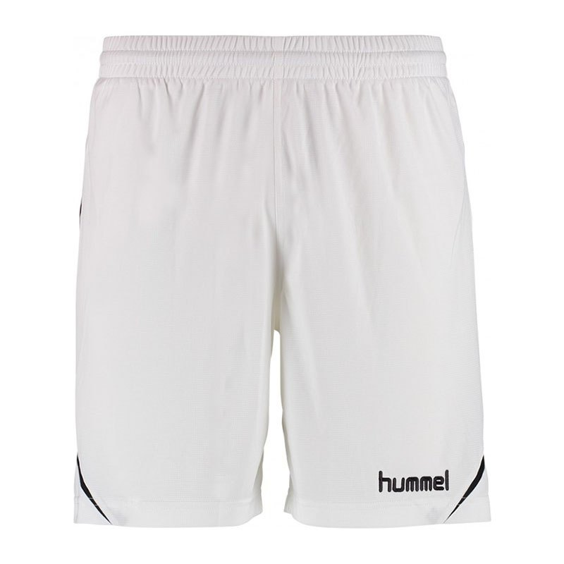Hummel Authentic Charge Poly Shorts Weiss F9001 - weiss