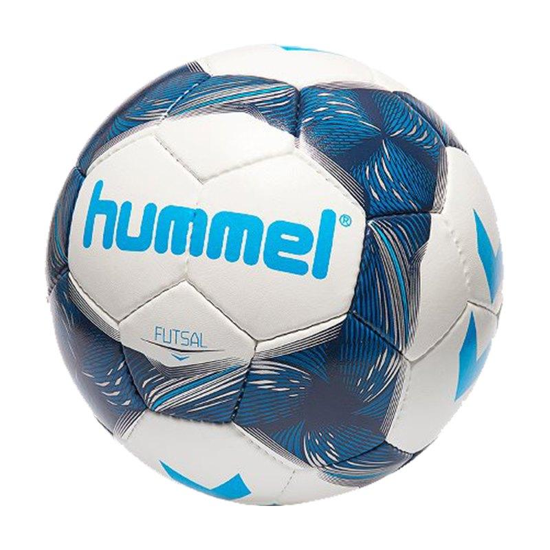 Hummel Futsal Fussball Weiss F9814 - weiss