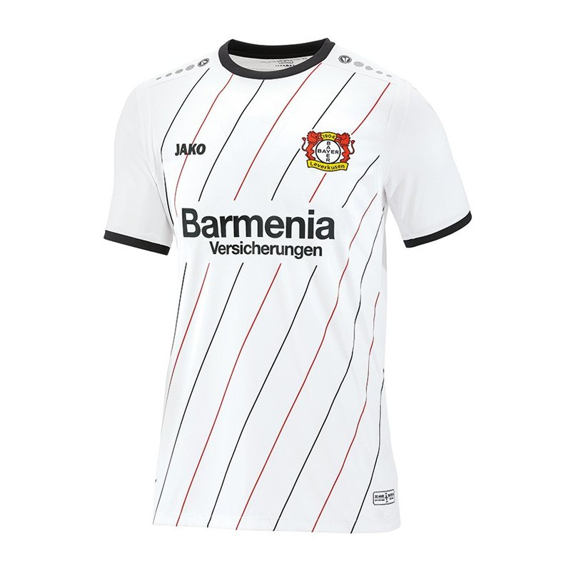 Jako Bayer 04 Leverkusen Trikot 3rd 2018/2019 F00 - weiss