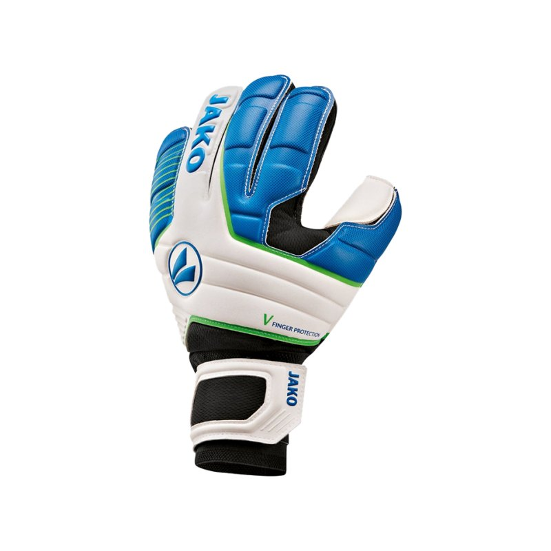 Jako Champ Basic RC Protect TW-Handschuh Weiss F18 - weiss
