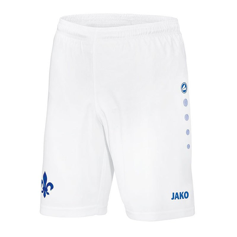 Jako SV Darmstadt 98 Short Away 2017/2018 F00 - weiss