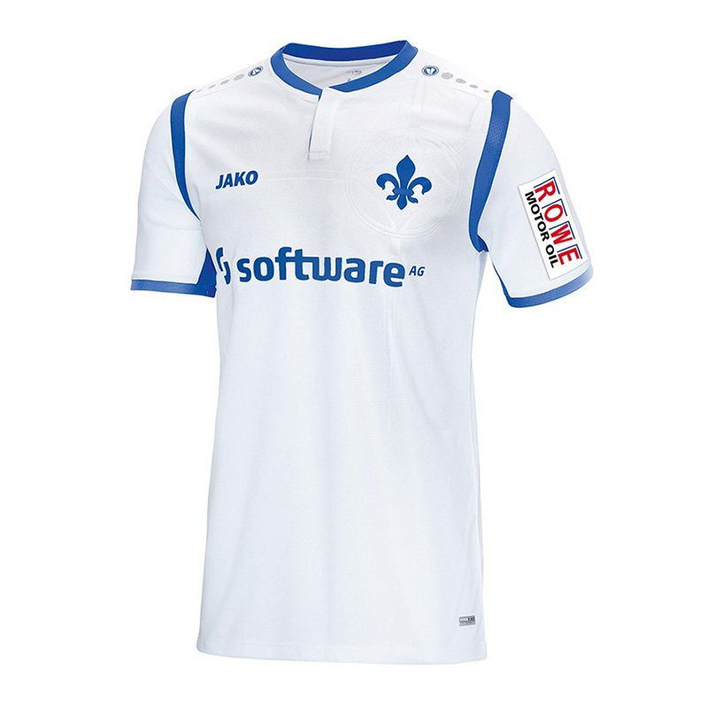 Jako SV Darmstadt 98 Trikot Away 17/18 F00 - weiss