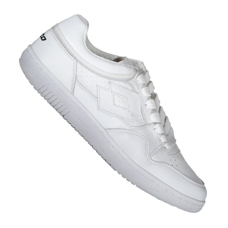 Lotto T-Icon Sneaker Weiss - weiss