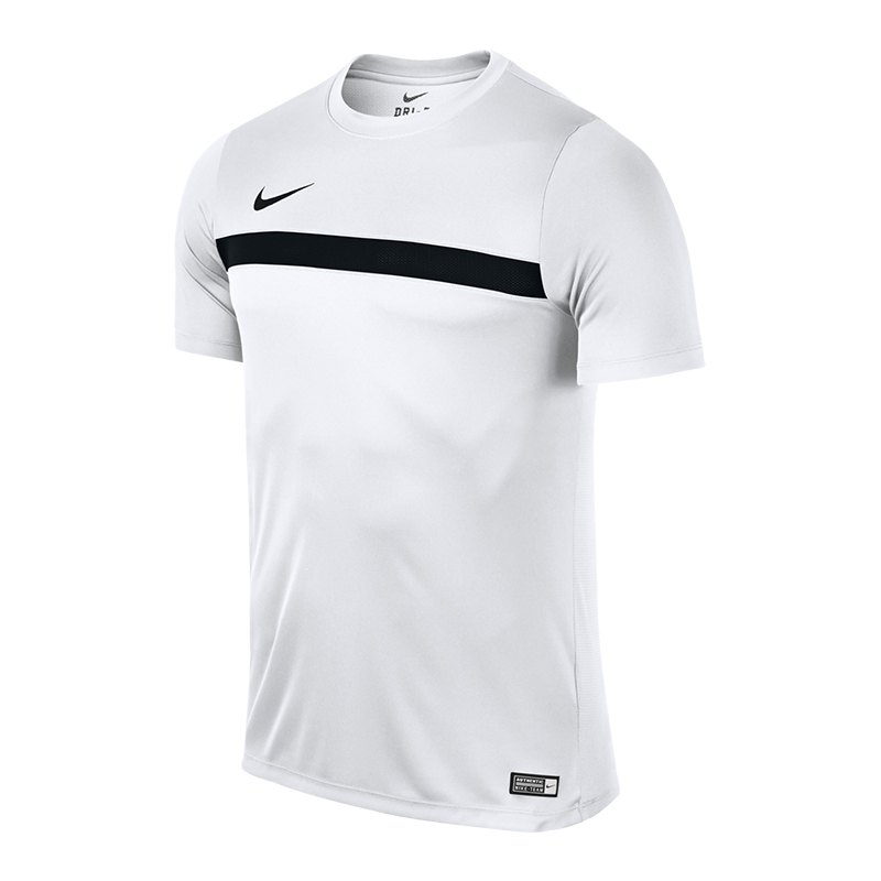 Nike Academy 16 Trainingstop Weiss Schwarz F100 - weiss