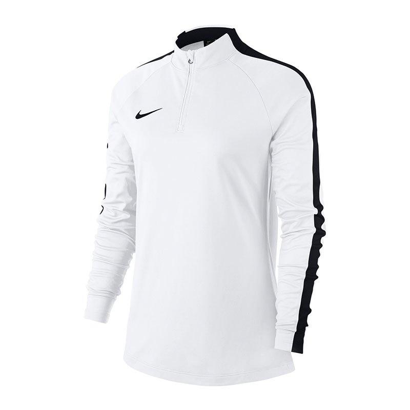 Nike Academy 18 Drill Top Sweatshirt Damen F100 - weiss