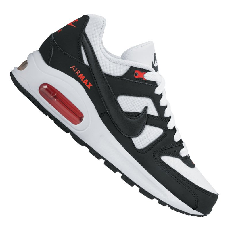 nike air max command flex kids weiss schwarz f100 weiss. Black Bedroom Furniture Sets. Home Design Ideas