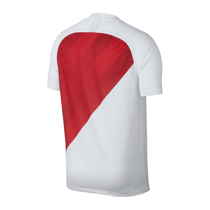 nike as monaco trikot home 2018 20019 weiss f100 fanbekleidung fantum ausr stung 10104351. Black Bedroom Furniture Sets. Home Design Ideas
