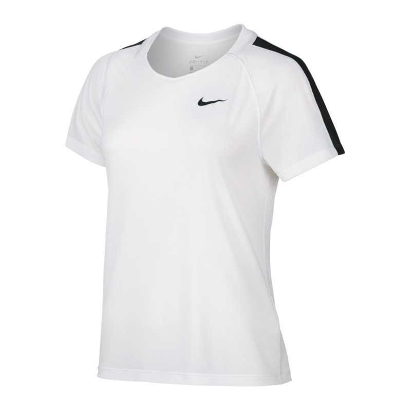 Nike Dry Football Top Training Damen Weiss F101 - weiss
