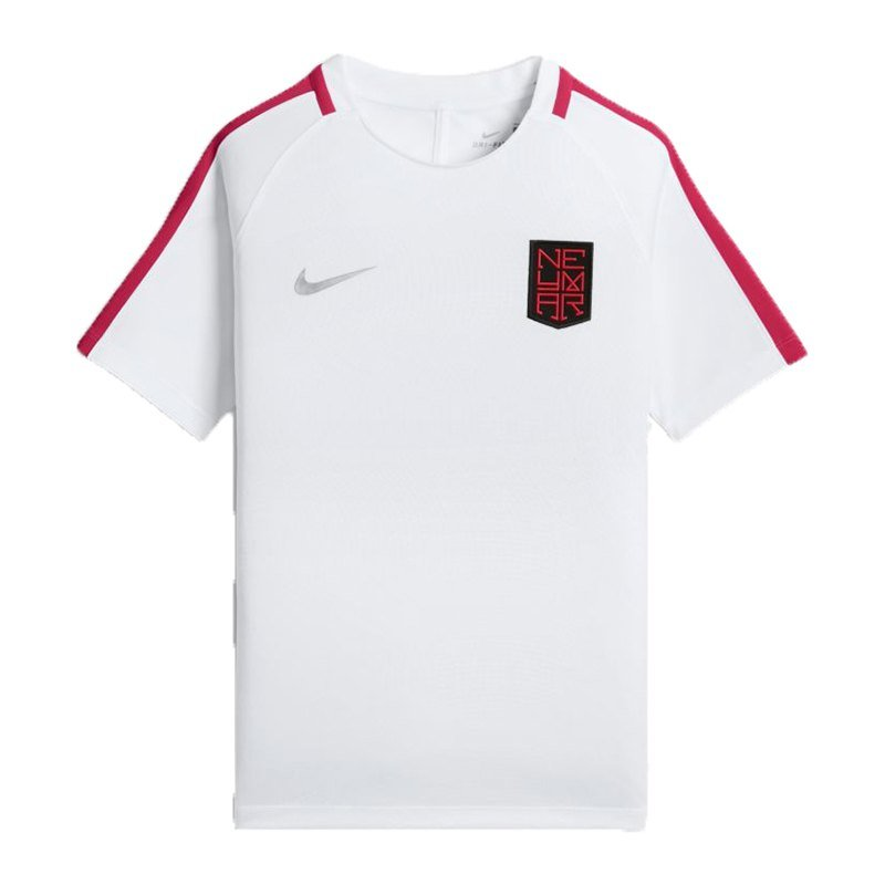 Nike Dry Neymar Top T-Shirt Kids Weiss F101 - weiss