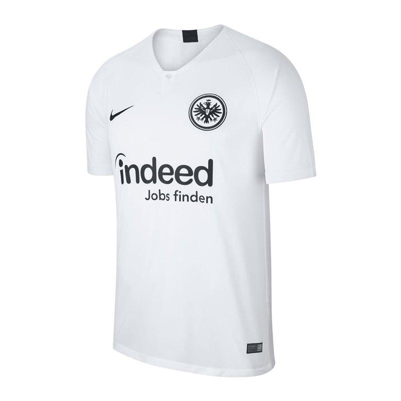 Nike Eintracht Frankfurt Trikot Away 2018/2019 F100 - weiss