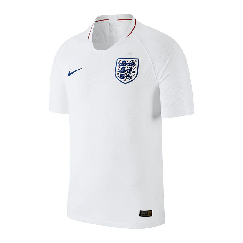 Nike England Authentic Trikot Home WM 2018 F100 - weiss