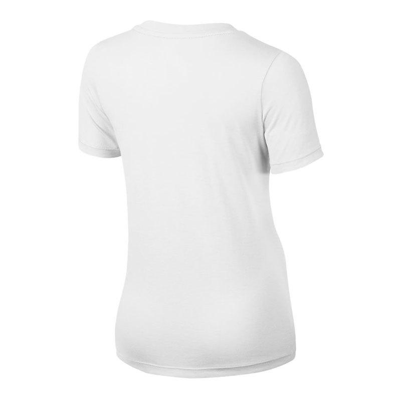 nike essential top t shirt kids weiss f100 t shirt. Black Bedroom Furniture Sets. Home Design Ideas