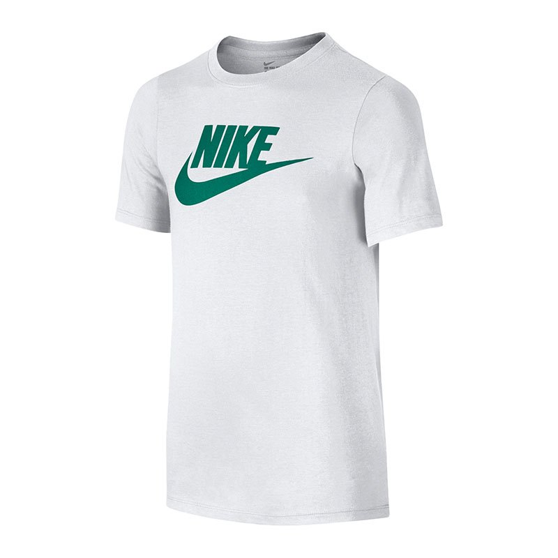 nike tee futura icon t shirt weiss f106 lifestyle. Black Bedroom Furniture Sets. Home Design Ideas