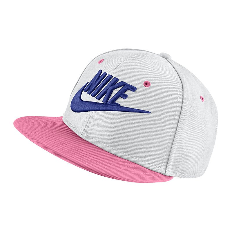 nike futura true cap weiss pink f106 lifestyle. Black Bedroom Furniture Sets. Home Design Ideas