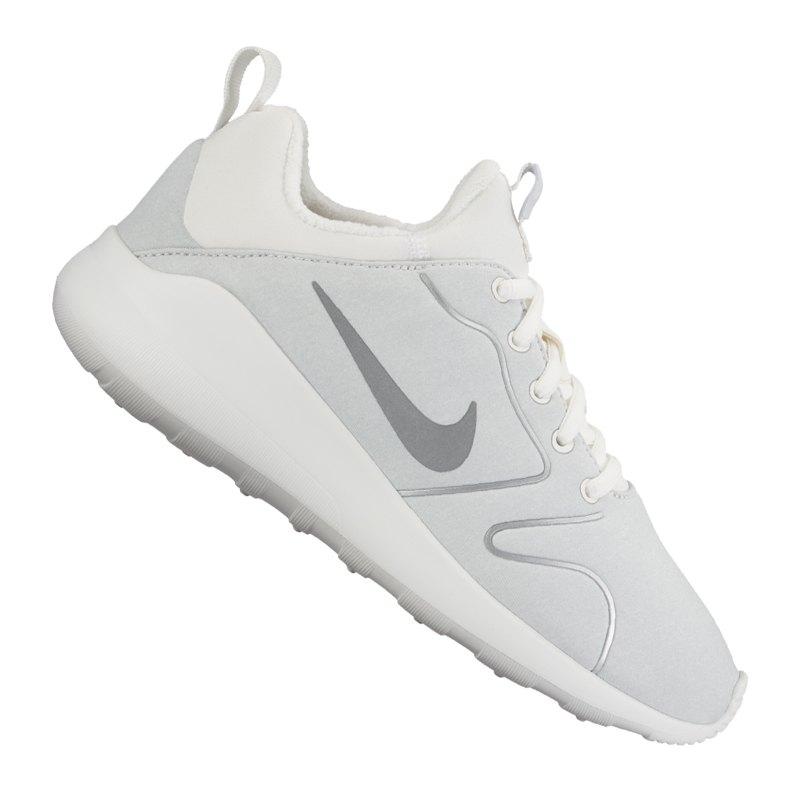 Nike Kaishi 2.0 SE Sneaker Damen Weiss Grau F100 - weiss