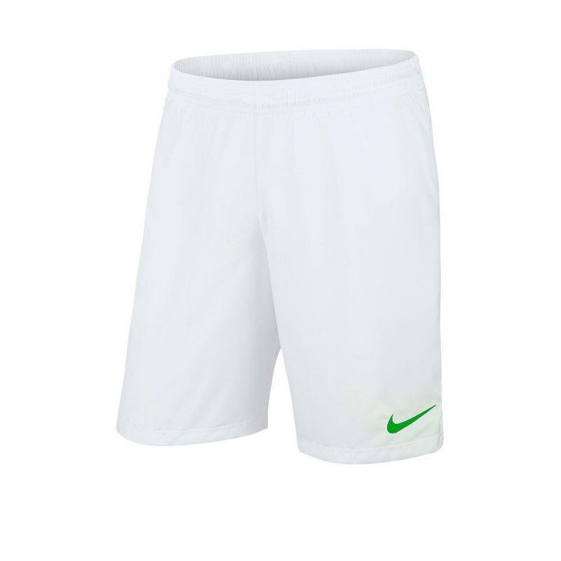 Nike Laser III Short ohne Innenslip Weiss F102 - weiss