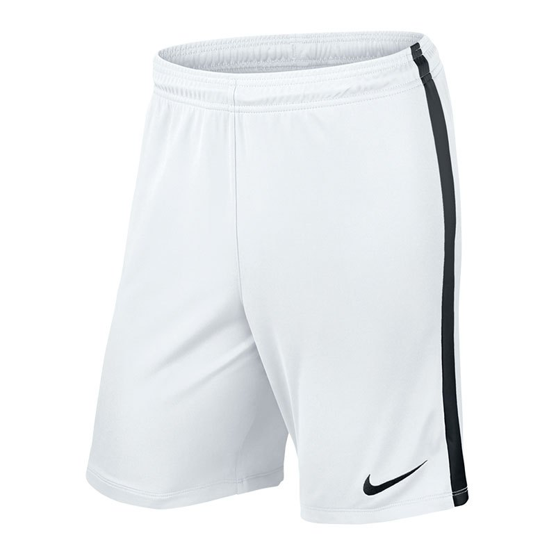 Nike League Knit Short ohne Innenslip Kids F100 - weiss