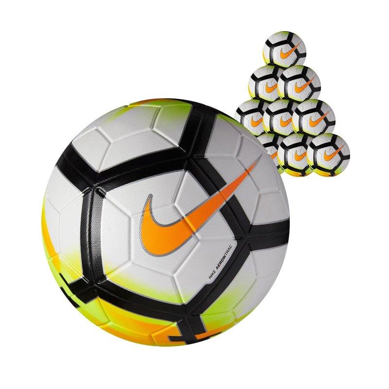 Nike Magia 20xTrainingsball Weiss F100 - weiss