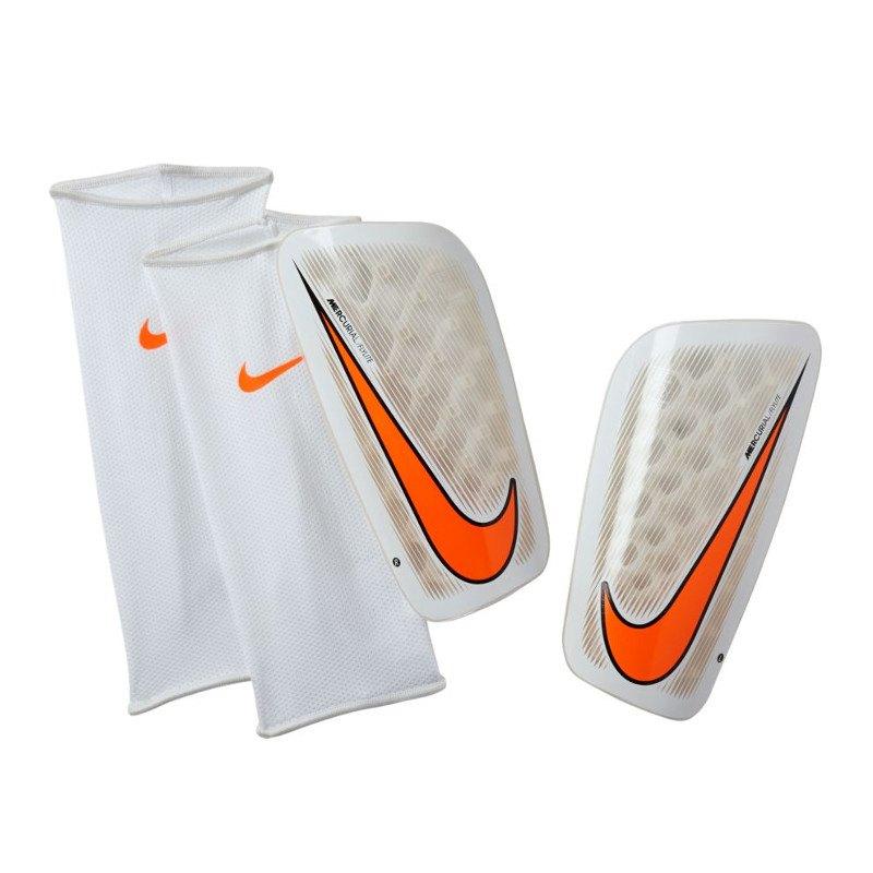 Nike Mercurial Flylite Schienbeinschoner F100 - weiss