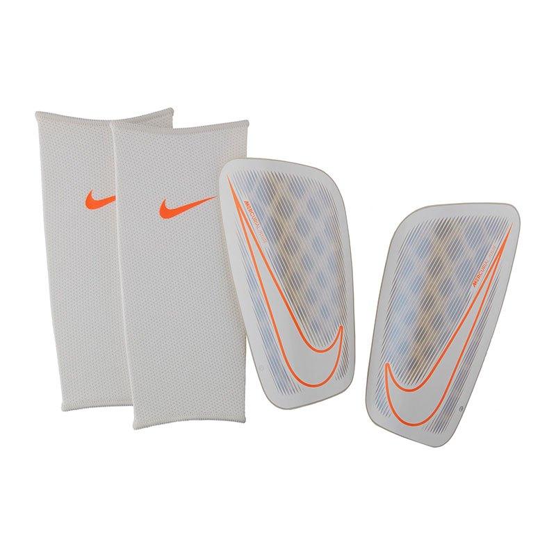 Nike Mercurial Flylite Schienbeinschoner F102 - weiss