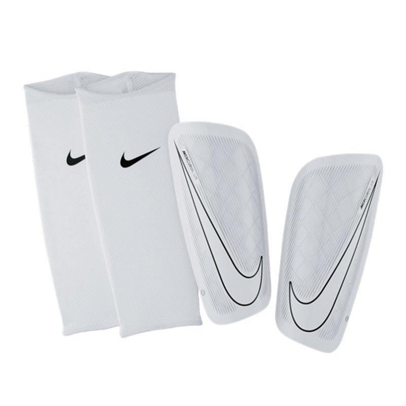 Nike Mercurial Lite Schienbeinschoner Weiss F100 - weiss