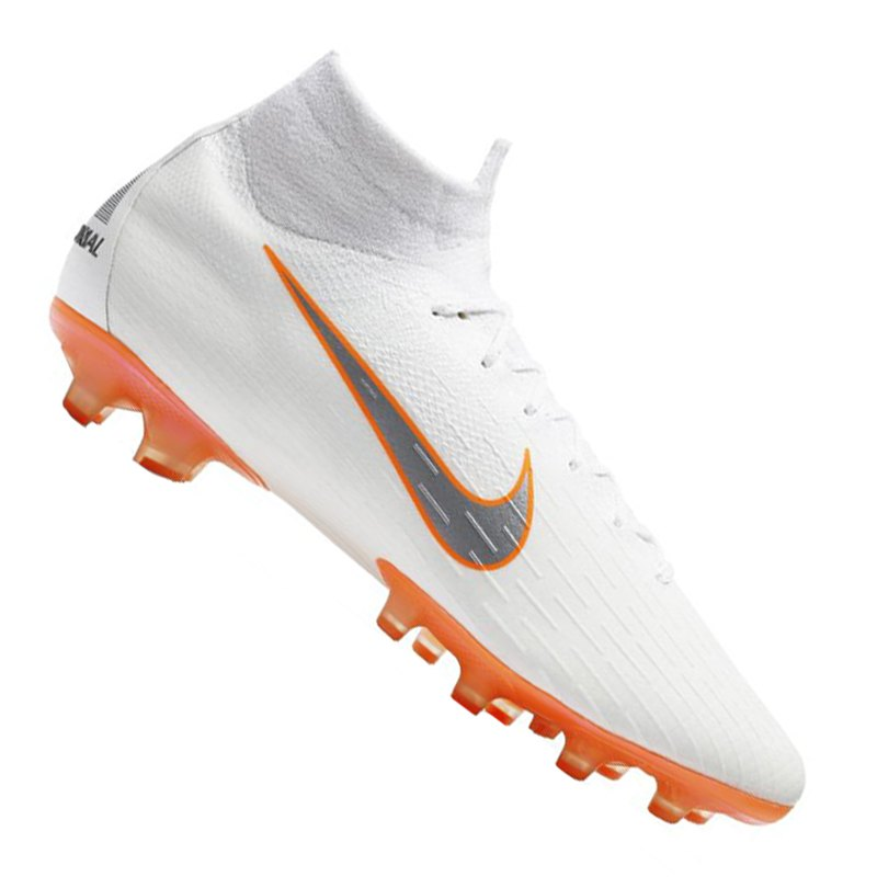 Nike Mercurial Superfly VI Elite AG-Pro F107 - weiss