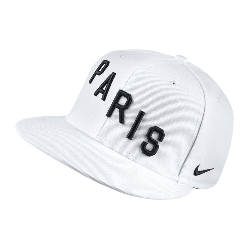nike paris st germain true squad cap weiss f121 weiss. Black Bedroom Furniture Sets. Home Design Ideas
