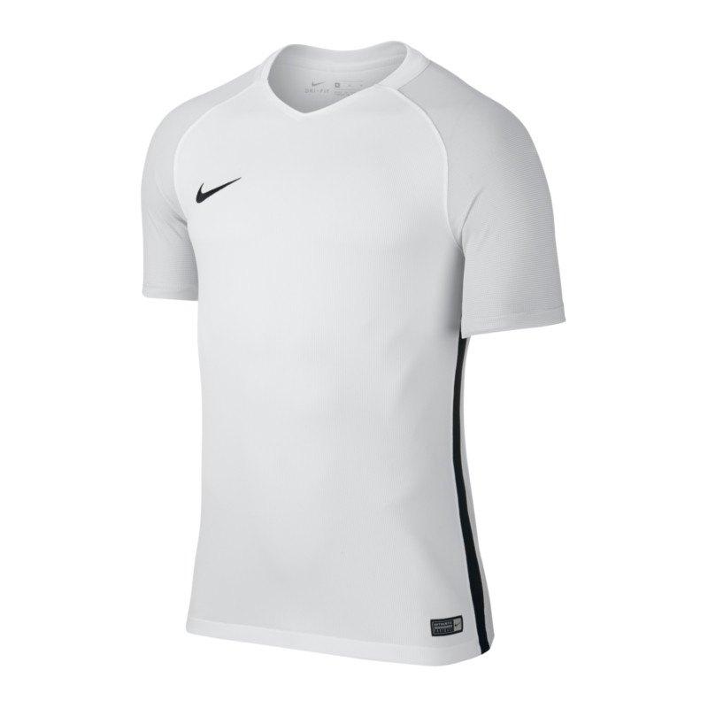 Nike Revolution IV Trikot kurzarm Kids Weiss F100 - weiss