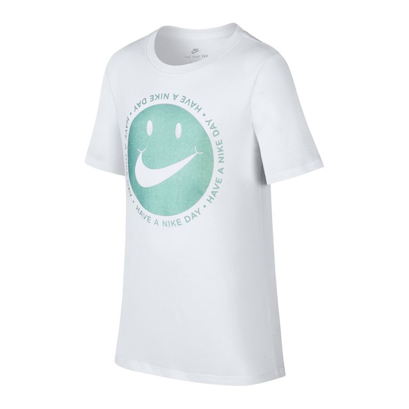 nike t shirt kids weiss f100 shortsleeve. Black Bedroom Furniture Sets. Home Design Ideas