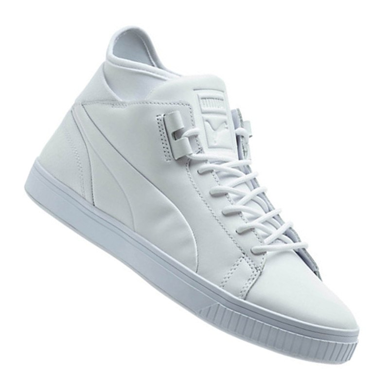 puma play prm sneaker weiss f02 weiss. Black Bedroom Furniture Sets. Home Design Ideas