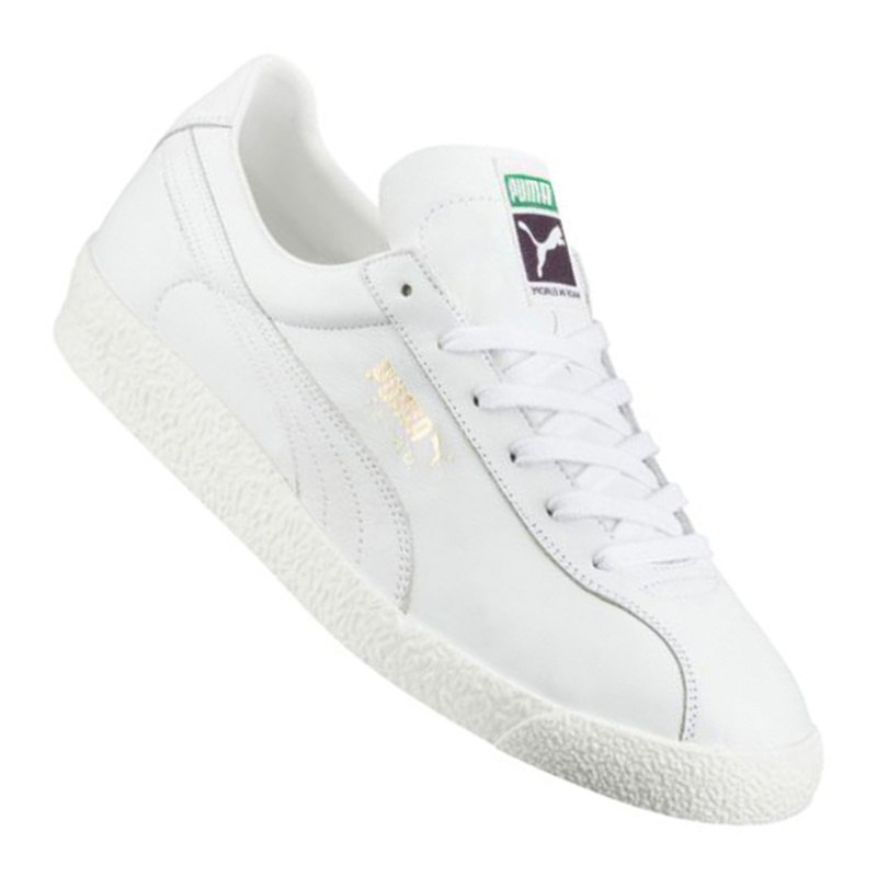 PUMA Teku Core Sneaker Weiss F02 - weiss