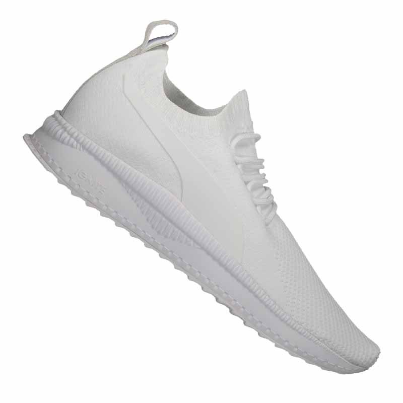 PUMA Tsugi Apex evoKNIT Sneaker Weiss F02 - weiss