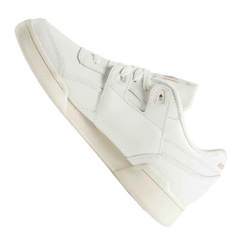 6fd54e04ee8 ... Reebok Workout Low Plus Sneaker Damen Weiss - weiss ...