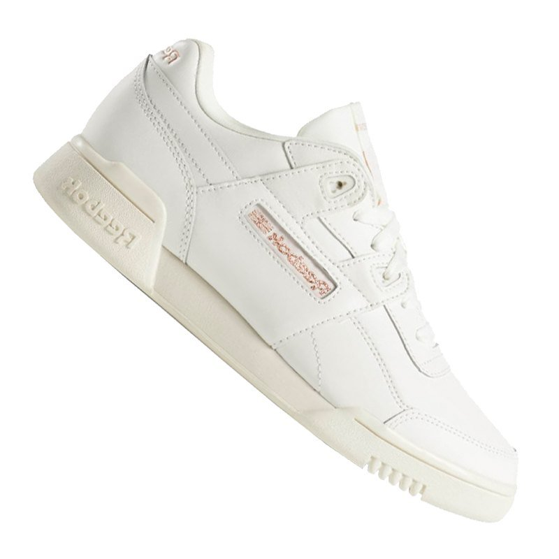 15ed616023d Reebok Workout Low Plus Sneaker Damen Weiss - weiss ...