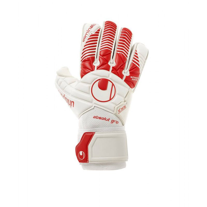 Uhlsport Eliminator Absolutgrip TW-Handschuh F01 - weiss