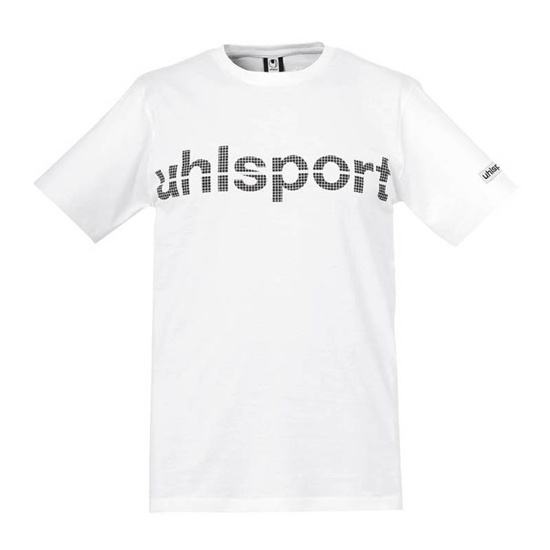 Uhlsport Essential Promo T-Shirt Kids Weiss F09 - weiss