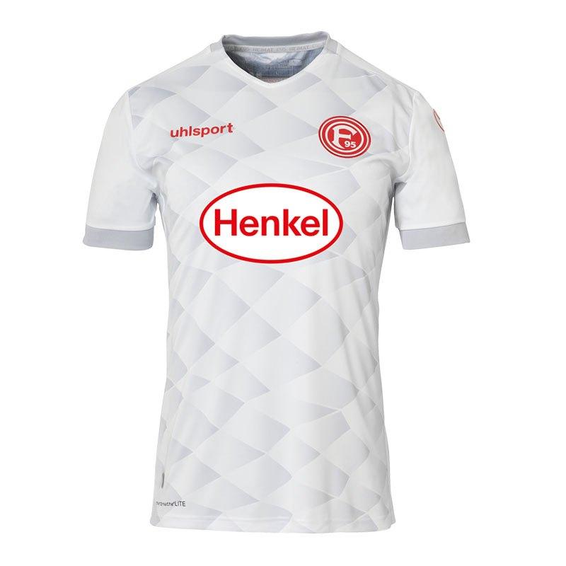 Uhlsport Fortuna Düsseldorf Trikot A 18/19 Kids - weiss