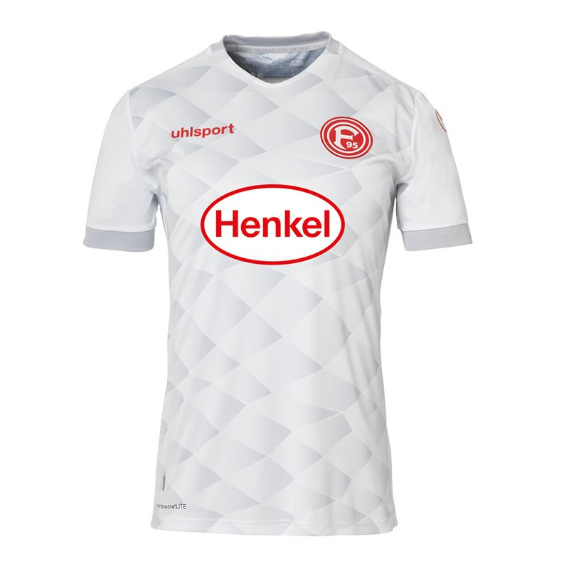 Uhlsport Fortuna Düsseldorf Trikot Away 1819 Rot Fanbekleidung
