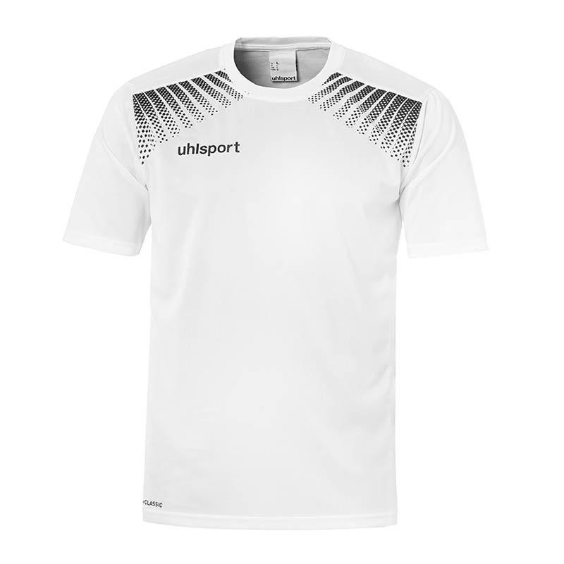 Uhlsport Goal Training T-Shirt Kids Weiss F02 - weiss