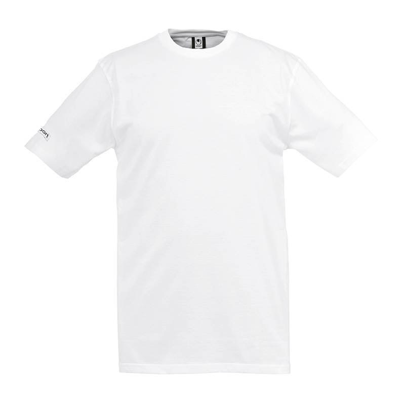 Uhlsport Team T-Shirt Kids Weiss F09 - Weiss