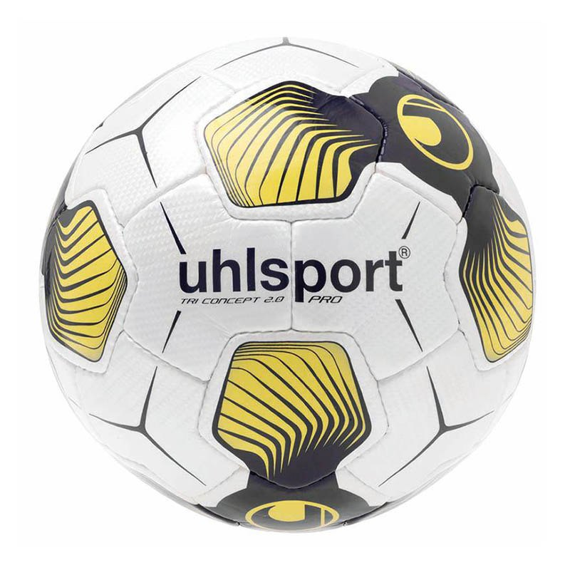 Uhlsport Tri Concept 2.0 Spielball Pro Weiss F01 - weiss