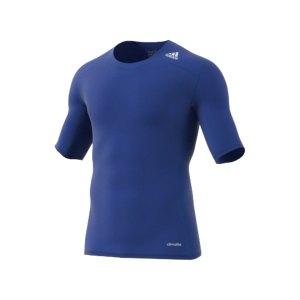 adidas-tech-fit-base-tee-kurzarmshirt-unterwaesche-funktionswaesche-men-herren-blau-aj4972.jpg