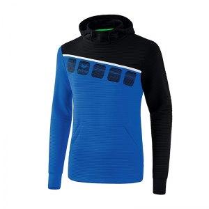 erima-5-c-kapuzensweat-kids-blau-schwarz-fussball-teamsport-textil-sweatshirts-1071901.jpg