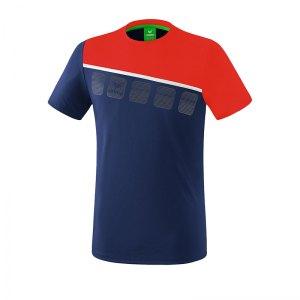 erima-5-c-t-shirt-kids-blau-rot-fussball-teamsport-textil-t-shirts-1081907.jpg