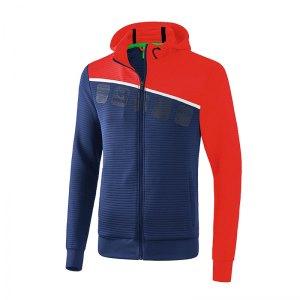 erima-5-c-trainingsjacke-mit-kapuze-blau-rot-fussball-teamsport-textil-jacken-1031907.jpg